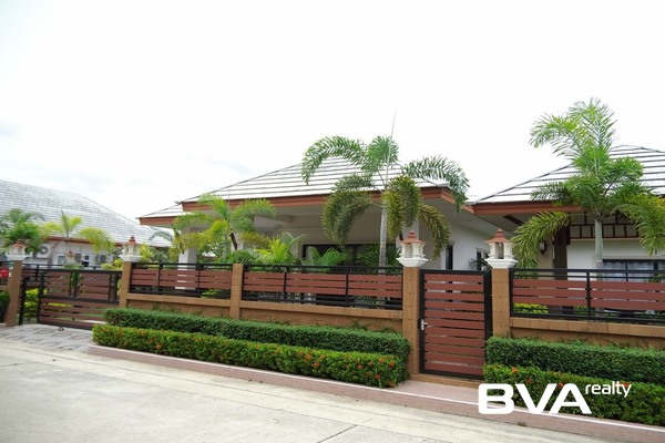 East Pattaya  House for rent Baan Dusit