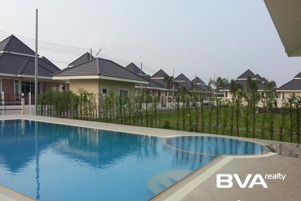 East Pattaya House for rent Chokchai Village 10