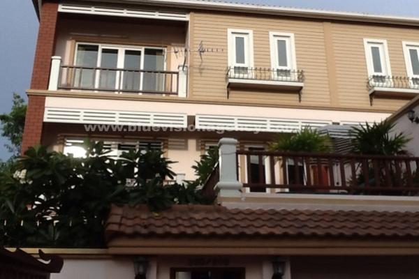 Pattaya House For Rent Aiyaree Resort Pratumnak