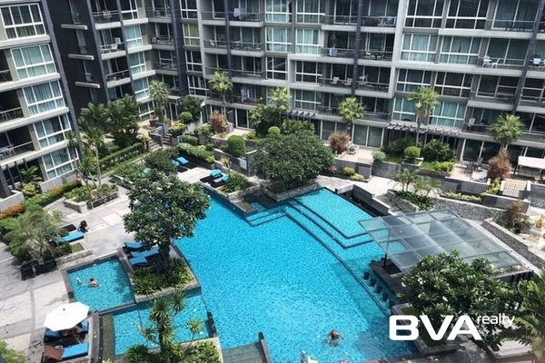 Pattaya Condo For Rent Apus Condominium Central Pattaya