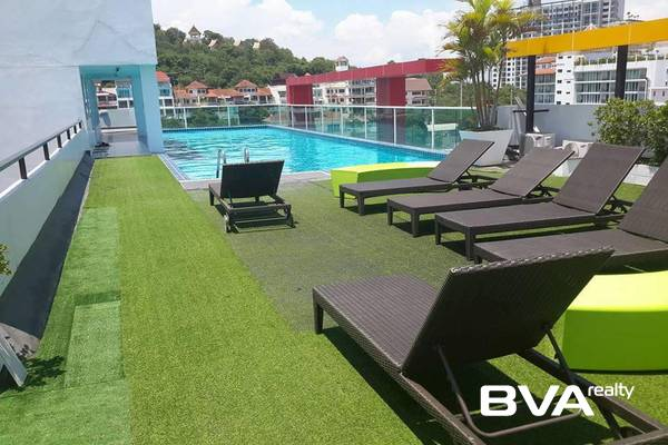 Pattaya Condo For Rent Art On The Hill Pratumnak