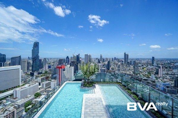 condo for rent Bangkok Bangrak Ashton Chula-Silom