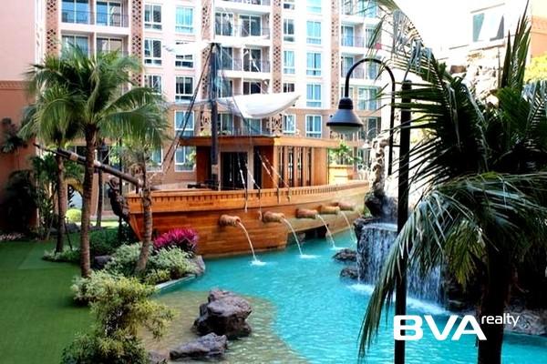 Pattaya Condo For Rent Atlantis Condo Resort Jomtien
