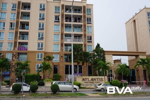 Atlantis Condo Resort Pattaya Condo For Rent Jomtien
