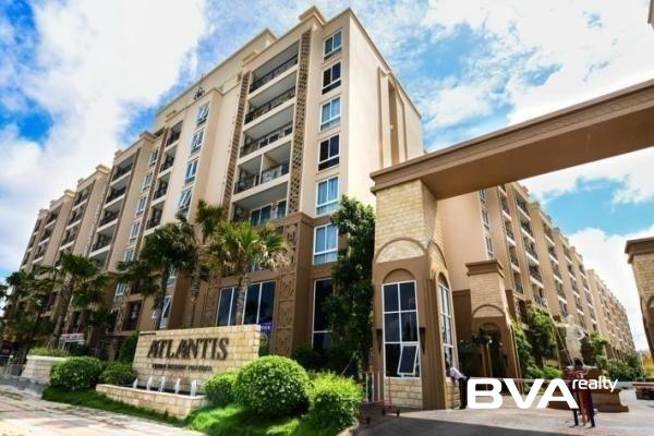 Atlantis Condo Resort Pattaya Condo For Rent Jomtien