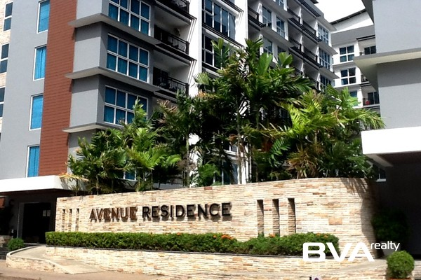 Pattaya Condo For Rent Avenue Residence Central Pattaya