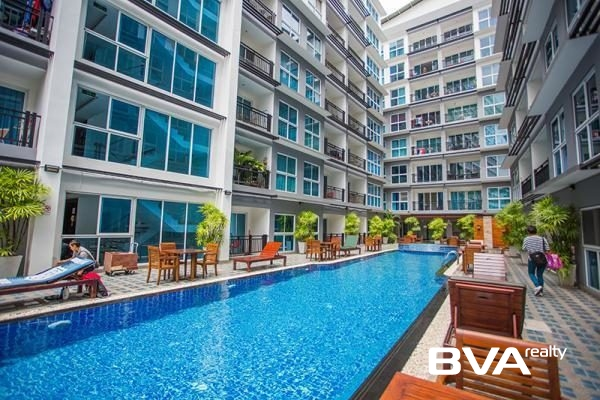 Avenue Residence Pattaya Condo For Rent Central Pattaya