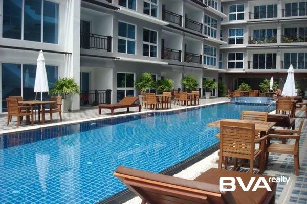 Avenue Residence Pattaya Condo For Rent Central Pattaya
