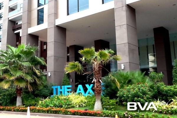 Pattaya Condo For Rent Axis Pratumnak