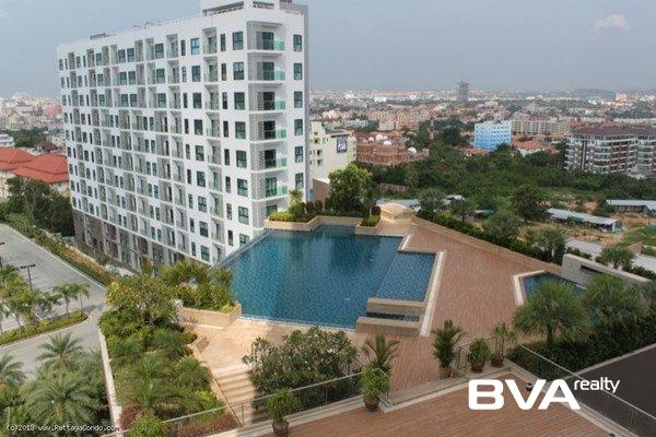 Axis Pattaya Condo For Rent Pratumnak