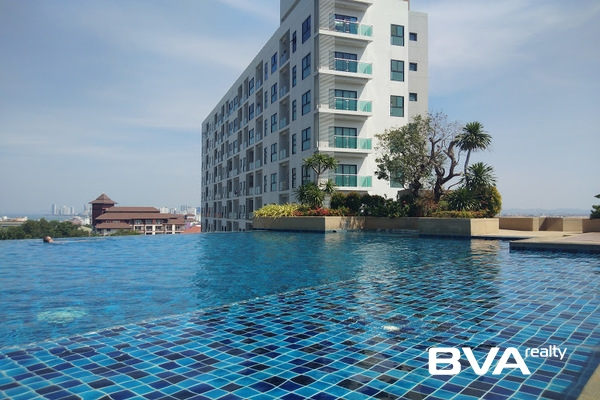 Axis Pattaya Condo For Rent Pratumnak