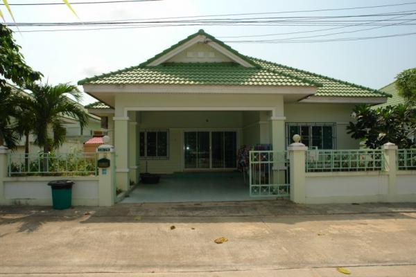 Pattaya House For Rent Baan Chalita East Pattaya