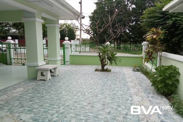 Baan Chalita Pattaya House For Rent East Pattaya