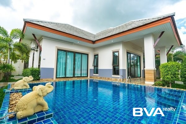 Baan Dusit Pattaya House For Rent Na Jomtien
