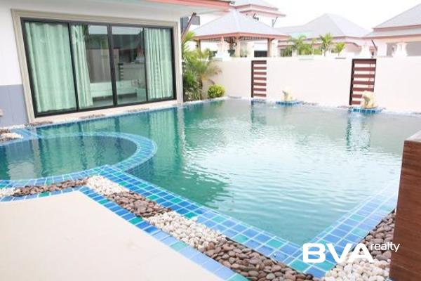 Pattaya House For Sale Baan Dusit Na Jomtien