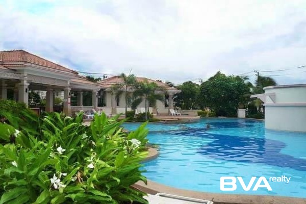 Baan Fah Rimhad Pattaya House For Rent Jomtien