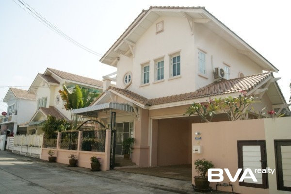 Baan Fah Rimhad Pattaya House For Sale Jomtien