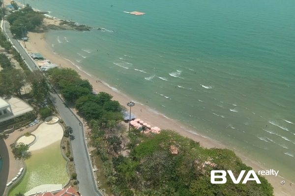 Baan Haad U Thong Pattaya Condo For Rent Pratumnak
