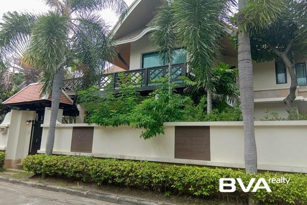Baan Natcha Pattaya House For Rent Central Pattaya