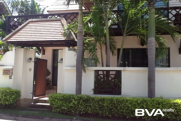 Pattaya House For Rent Baan Natcha Central Pattaya