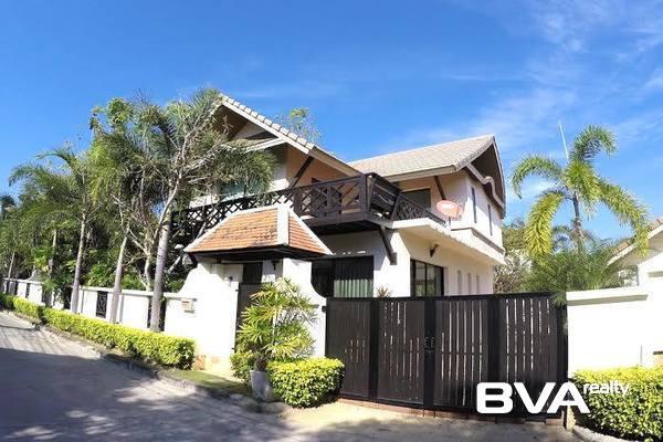 Pattaya House For Sale Baan Natcha Central Pattaya