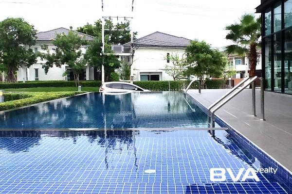 Baan Pruksa Nara Pattaya House For Rent East Pattaya