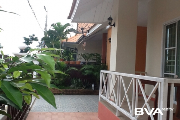 Pattaya House For Rent Baan Suan Neramit East Pattaya