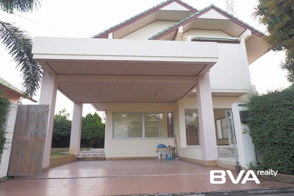 Baan Suan Suwattana Pattaya House For Sale East Pattaya
