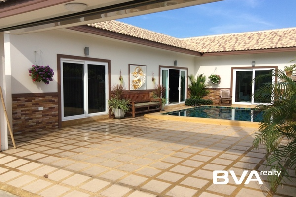 Pattaya House For Rent Baan Suay Mai Ngam East Pattaya