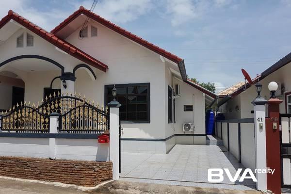 Baansuay Mai-ngam Pattaya House For Rent East Pattaya