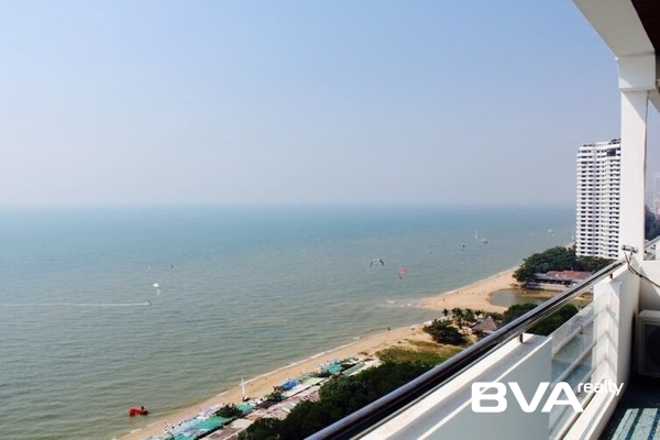 Beach Villa Viphavadi Pattaya Condo For Sale Na Jomtien