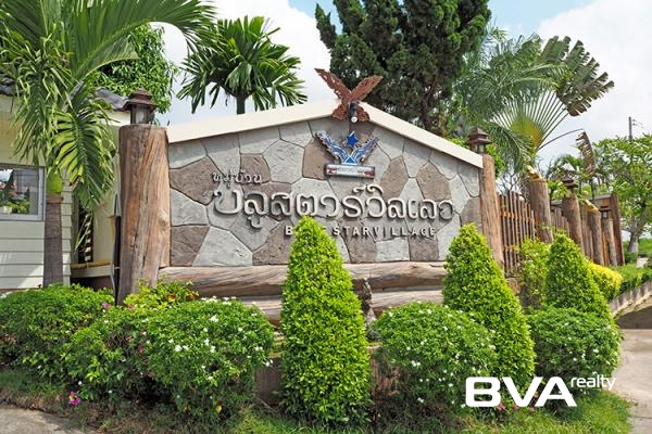 Pattaya real estate property condo Blue Star Village