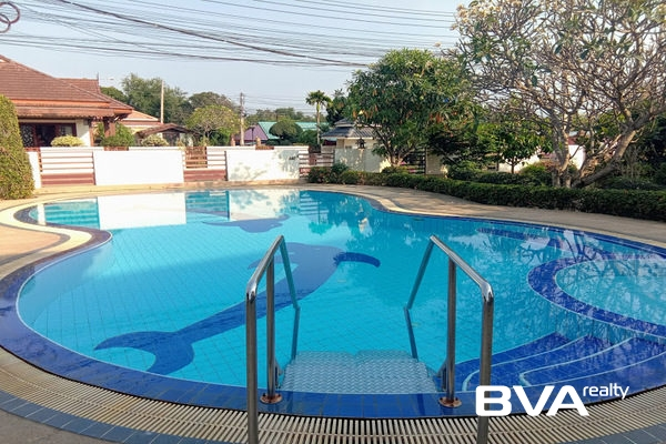 Blue Star Village Pattaya House For Rent East Pattaya