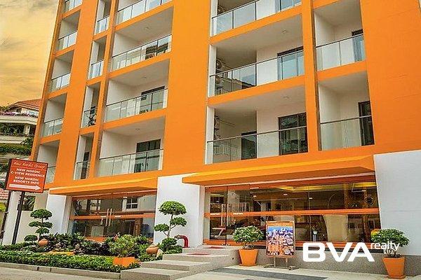 C-view Boutique Pattaya Condo For Sale Pratumnak