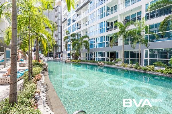 Centara Avenue Residence Pattaya Condo For Rent Central Pattaya