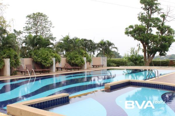 Central Park Hillside Pattaya House For Rent East Pattaya