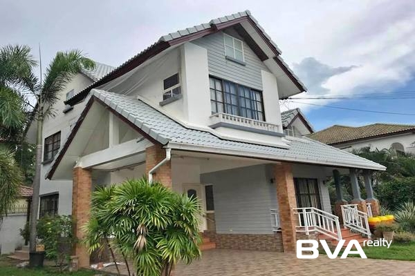 Central Park Pattaya House For Rent East Pattaya