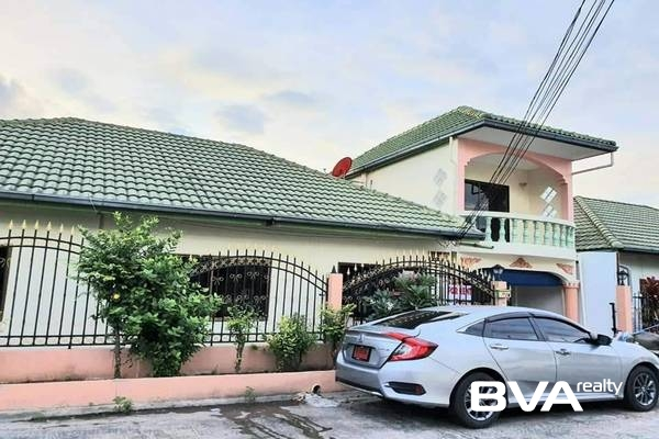 Chat Kaew 9 Village Pattaya House For Rent East Pattaya