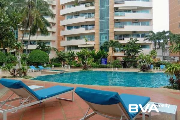 Chateau Dale Pattaya Condo For Rent Jomtien