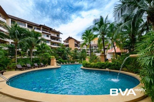 condo for rent Pattaya Jomtien Chateau Dale Thabali