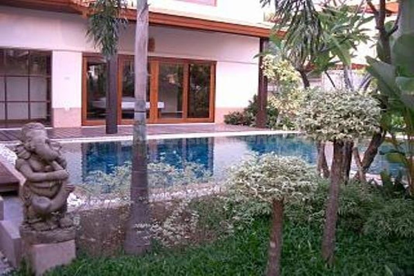 Pattaya House For Rent Chateau Dale Thabali Housing Jomtien