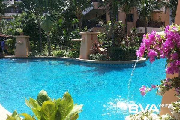 Chateau Dale Thabali Pattaya Condo For Rent Jomtien