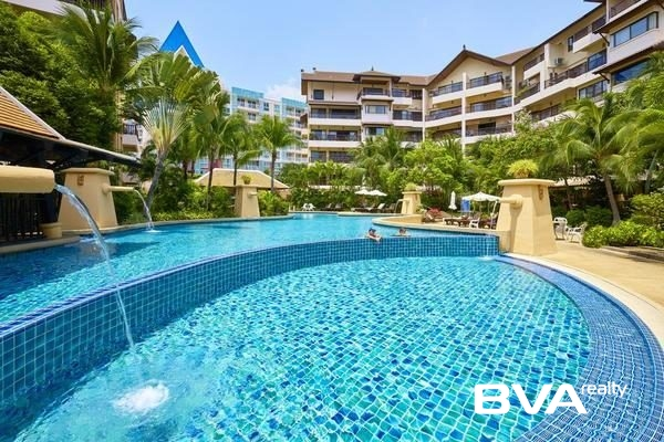 Chateau Dale Thabali Pattaya Condo For Rent Jomtien