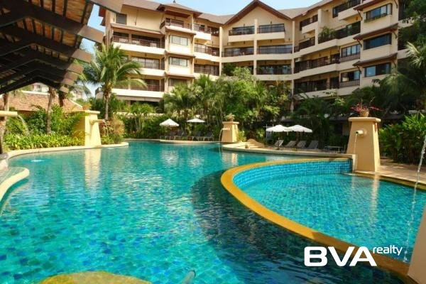 Chateau Dale Thabali Pattaya Condo For Sale Jomtien