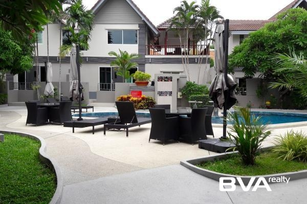 Chateau Dale Tropical Villas Pattaya House For Rent Jomtien