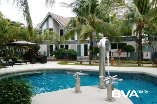 house for sale Pattaya Jomtien Chateau Dale Tropical Villas