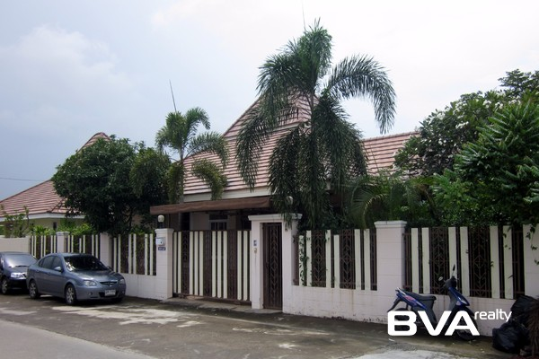 Chokchai Garden Homes Pattaya House For Rent East Pattaya