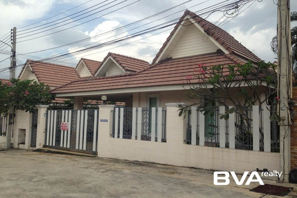 Chokchai Garden Homes Pattaya House For Rent East Pattaya