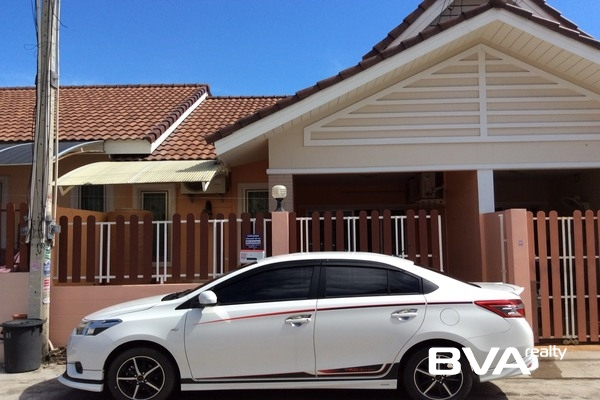 Pattaya House For Rent Chokchai Village 7 East Pattaya