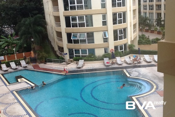 City Garden Pattaya Condo For Rent Central Pattaya